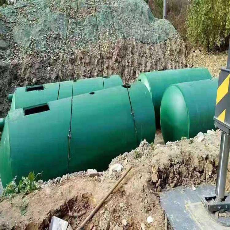 地下雨水收集池